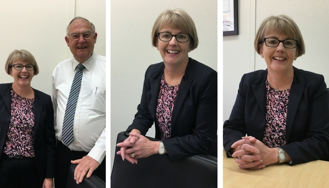 Geelong Accountant Helen Pemberton celebrates 25 years at Patrick Rowan & Associates
