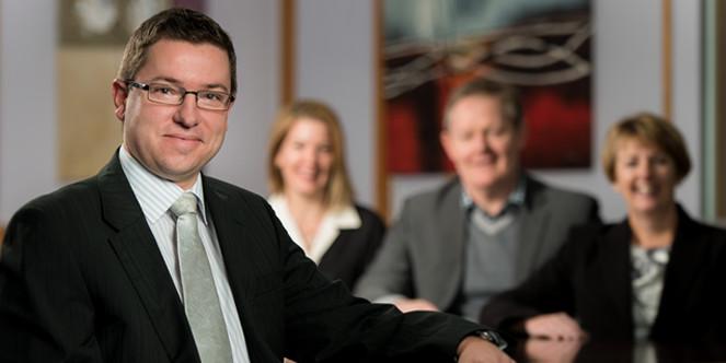 Patrick Rowan & Associates Damien Allott Accountant