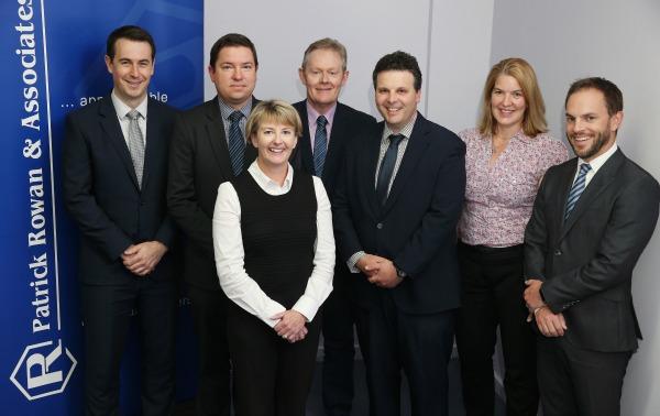 Patrick Rowan & Associates Superannuation Specialist Team