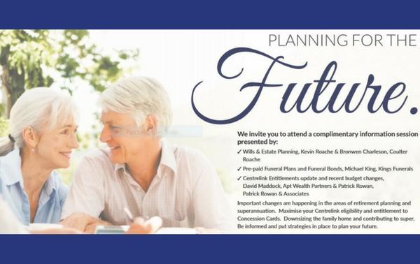 Superannuation & retirement Planning Patrick Rowan & Associates